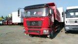 Neue Shacman F2000 6X4 Speicherauszug-Lastkraftwagen mit Kippvorrichtung für Verkauf