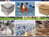 Hydraulische Hooipers|De Machine van de Verpakking van het Karton van het afval|Pers van de Fles van het afval de Plastic