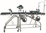 Edelstahl Obstetric Bed (Baumuster QZC-83A)