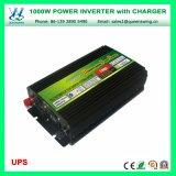 UPSの充電器(QW-M1000UPS)が付いている1000W DC12V AC220Vの太陽エネルギーインバーター