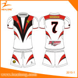 Uniforme completamente Sublimated do rugby da fábrica de Healong para a venda