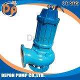Bomba de aguas residuales sumergible de la transferencia de la celulosa