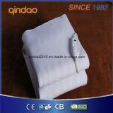Comfortabele Elektrisch deken van de Bescherming van de Lijn van de Goedkeuring BSCI de Volledige Dubbele