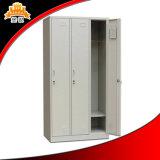 Кухонный шкаф дверей металла 3 мебели шкафа офиса