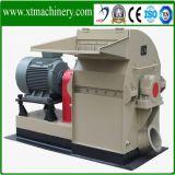 triturador de martelo da biomassa do motor 55kw, máquina de moedura do martelo da saída de 2-3 Ton/H