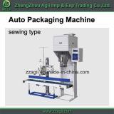 Máquina de empacotamento automática horizontal da DCS para a grão