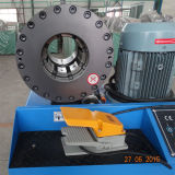 Frisador hidráulico Certificated Ce Km-91h-6 da mangueira como Finnpower