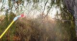 해충 구제 화학제품을%s 어깨끈을%s 가진 정원 스프레이어 펌프 스프레이어 압력 스프레이어, 잡초 살인자, 온화한 청소 해결책 및 표백제 정원은 쉽 취한다