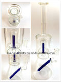 15 Pijpen van het Glas van de Beker van de duim de Duidelijke/Wetenschappelijke Rokende pijp