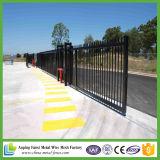 Rete fissa tubolare d'acciaio standard dell'Australia/recinzione d'acciaio della rete fissa/rete fissa del metallo/metallo