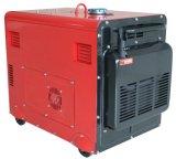 Diesel van Yarmax 192fg de Lucht Gekoelde 7kVA Draagbare Stille Prijslijst van de Generator