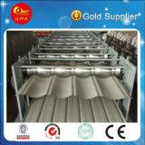 鋼鉄RoofingおよびWall Sheet Producing Machine Double Layer