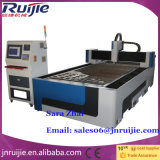 Machine de découpage de laser de fibre de l'usine 500W 1000W 2000W de la Chine pour l'acier inoxydable, aluminium, alliage