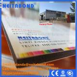3mm 4mm Samengestelde Comité van het Aluminium van Bendable van de Druk van Beide Kanten het UV Digitale voor Signage