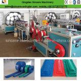 Linea di produzione rivestita ad alta resistenza del tubo flessibile di irrigazione di Layflat dell'acqua del PVC
