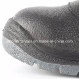 Хорошие ботинки безопасности RS1005 пальца ноги высокой пятки цен стальные