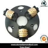 240mm Diamatic Grinder Bush Hammer Plate