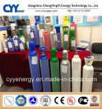 Cilindro de alta pressão do aço sem emenda de ISO9809 40L