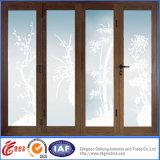 Sliding de aluminio Windows y Doors