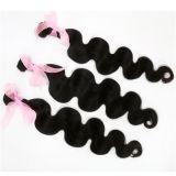 Cabelo natural da cor da onda 8A do corpo do cabelo do Virgin do birmanês do preço de fábrica 100%