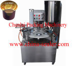커피 Creamer Cup Filling와 Sealing Machine