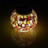 Luz solar del vector del jardín del mosaico al aire libre para la decoración casera