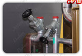 Frío en la habitación Uso de la válvula de amoníaco Manual Cast