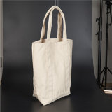Saco de venda quente da lona da forma do saco de compra do Tote do algodão