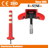 con Easy Spin plastica arancione Ultra Durable Strada flessibile Messaggio