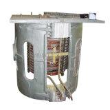 forno ad induzione per media frequenza 0.5t per ferro/acciaio/rame