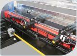 Dobrador sincronizado servo hidráulico do CNC