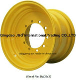 W10*50 W16*50 농업 강철 변죽 또는 바퀴
