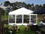 500 Seaters (ML-018)를 위한 잘 꾸며진 투명한 결혼식 천막 (15m*40m)