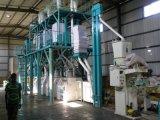 Mais-Fräsmaschine 2t/H mit Installation