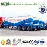 3 Oplegger van de Tanker van het Cement van de Lage Dichtheid van de as de Bulk