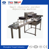 Kleine Chocolade die Machine met SGS ISO Certifaction hullen van Ce
