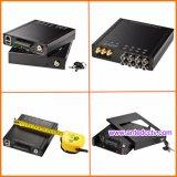 4/8 sistemas móveis das câmeras de DVR para barramentos, caminhões, veículos, carros, táxis, frotas