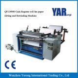 Machine de papier de fente et de rebobinage de bon des prix de caisse comptable fax de roulis à vendre