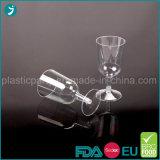 Calice di plastica del vino