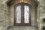 普及したデザイン熱い販売のための側光が付いている鋼鉄物質的な機密保護のドア