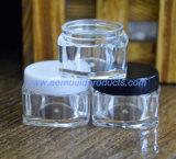 Moule en plastique pour contenants en poudre en plastique PP / crème