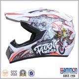 Шлем креста мотоцикла надписи на стенах МНОГОТОЧИЯ холодный красивейший (CR403)
