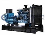 Gf160g, 180kw Genset, 4-Stroke, silencieux, verrière, groupe électrogène diesel de Cummins, groupe électrogène diesel de Dongfeng