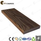 Decking extérieur solide dur en plastique en bois de jardin