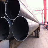 Welded delicato Black api 5L X80 Pipe Steel Tube Oil Pipe