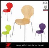 Silla moderna simple del comedor de la parte posterior del colmo de la nueva calidad excelente de los muebles 2016