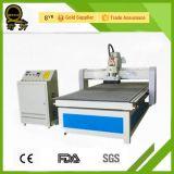 Máquina de enrutamiento CNC de puerta de madera promocional