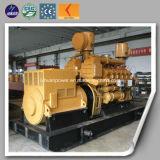 generador eléctrico del gas del biogás de Slient Genset de los equipos de energía del motor de gas de metano 10kw-1MW