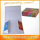 Caixa de armazenamento Foldable do cartão de papel barato (BLF-GB004)