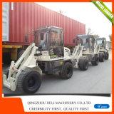 De Machines van het Landbouwbedrijf van China 0.8ton Jieli MiniRadlader